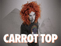 Carrot Top Tickets