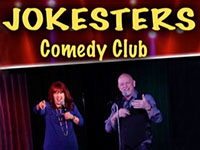 Jokesters Comedy Club Tickets