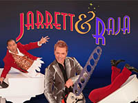 Jarrett & Raja: Magic vs Music Tickets
