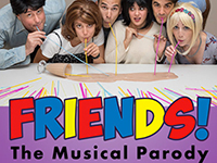 FRIENDS! Musical Parody
