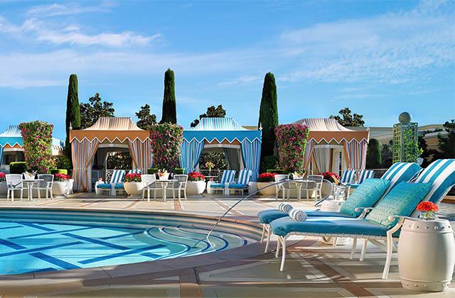 Wynn pool - Planet hollywood las vegas swimming pool ...