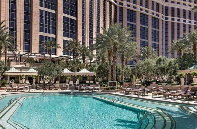 The Palazzo Pool