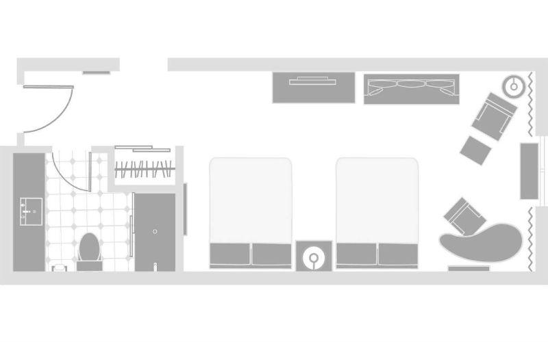 Excalibur 2 Bedroom Suite Floor Plan Psoriasisguru Com