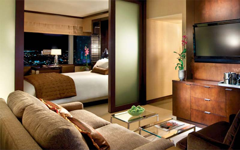 vdara rooms amp suites