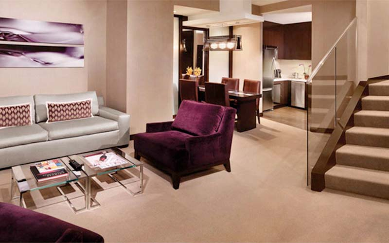 Vdara rooms suites for 2 bedroom lofts