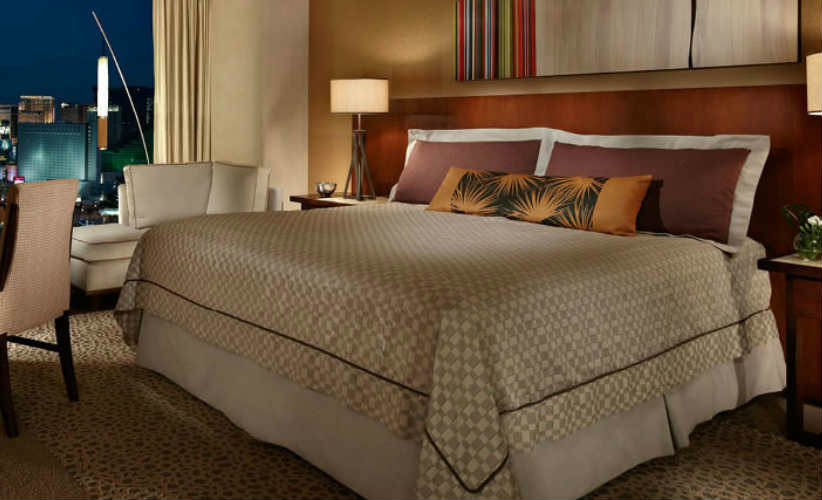 The Mandalay Bay Resort is an impressive destination located on the southern end of the Las Vegas strip. This four diamond award-winning resort simply has it all. The accommodations are magnificent with beautifully-appointed, modern rooms with generous amenities.4/5(11).