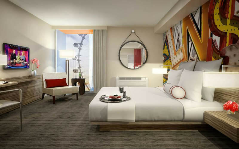 The Linq Rooms Amp Suites