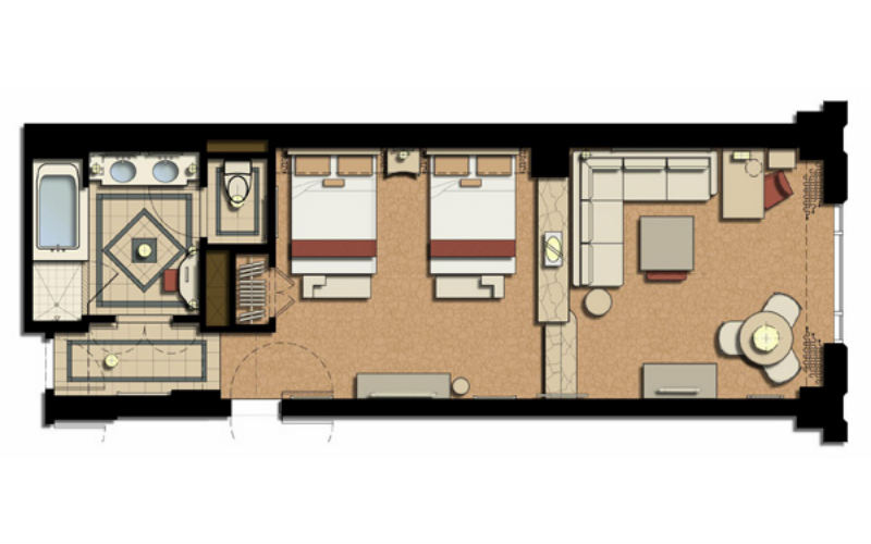 venetian bella suite floor plan www imgarcade com venetian floorplan 2548 sq ft solivita 55places com