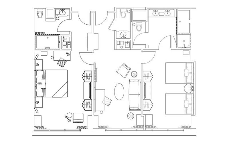 Mandalay Bay Media Suite Floor Plan together with Rooms also Jobspapa   mandalaymapall moreover Delano 20by 20Lennar also Two Bedroom Suites In Vegas. on delano las vegas suite floor plan