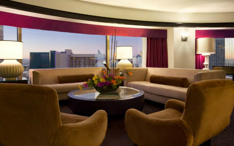 Planet Hollywood Resort Casino Rooms Amp Suites