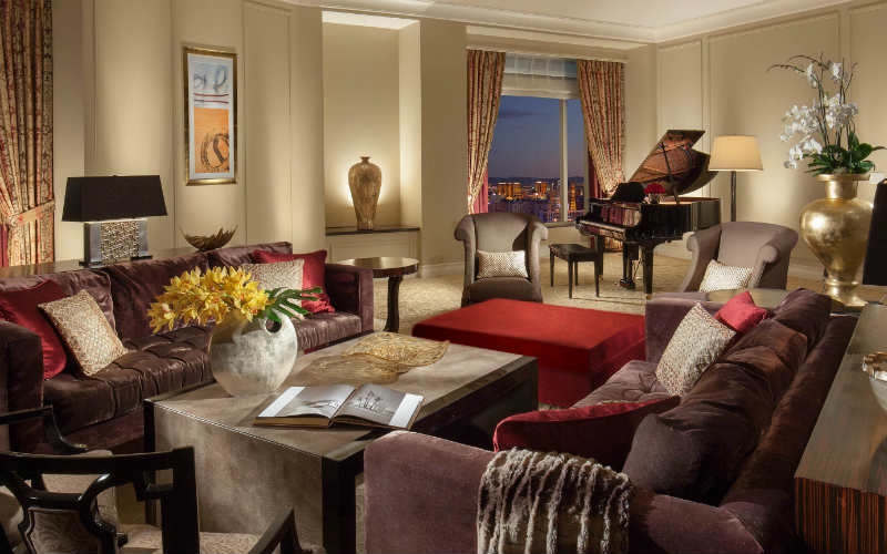 The Palazzo Rooms Amp Suites
