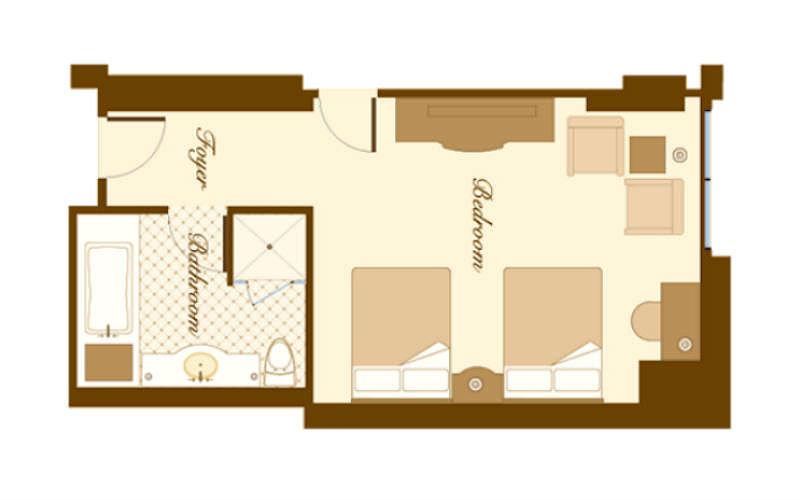 Bellagio Rooms & Suites